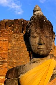 Buddha Statue, Ayuthtaya, SHU