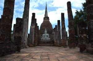 Wat Mahathat_2, Sukhothai, SHU