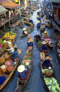 Damnoen Saduak Floating Market_1, TAT